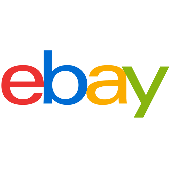 The new ebay logo
